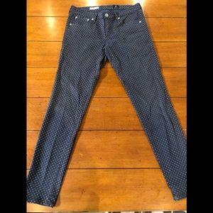 Womens AG jeans the legging size 29